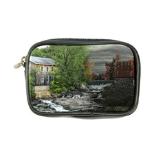 Landscape Summer Fall Colors Mill Coin Purse