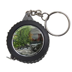 Landscape Summer Fall Colors Mill Measuring Tapes