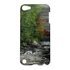 Landscape Summer Fall Colors Mill Apple Ipod Touch 5 Hardshell Case