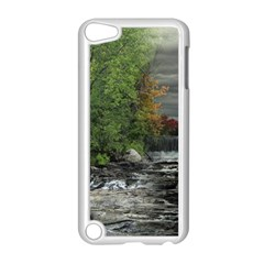 Landscape Summer Fall Colors Mill Apple Ipod Touch 5 Case (white)