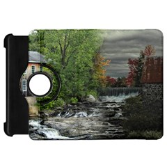 Landscape Summer Fall Colors Mill Kindle Fire Hd 7