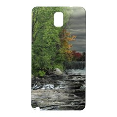 Landscape Summer Fall Colors Mill Samsung Galaxy Note 3 N9005 Hardshell Back Case