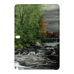Landscape Summer Fall Colors Mill Samsung Galaxy Tab Pro 10 1 Hardshell Case
