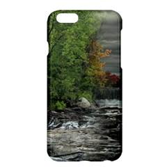Landscape Summer Fall Colors Mill Apple Iphone 6 Plus/6s Plus Hardshell Case