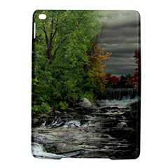 Landscape Summer Fall Colors Mill Ipad Air 2 Hardshell Cases