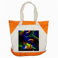 Light Texture Abstract Background Accent Tote Bag