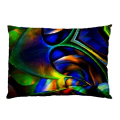 Light Texture Abstract Background Pillow Case (two Sides)
