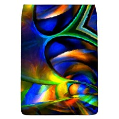 Light Texture Abstract Background Flap Covers (l)
