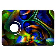 Light Texture Abstract Background Kindle Fire Hdx Flip 360 Case