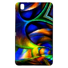 Light Texture Abstract Background Samsung Galaxy Tab Pro 8 4 Hardshell Case