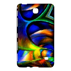 Light Texture Abstract Background Samsung Galaxy Tab 4 (7 ) Hardshell Case