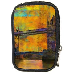 London Tower Abstract Bridge Compact Camera Cases
