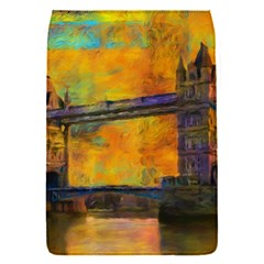 London Tower Abstract Bridge Flap Covers (s)