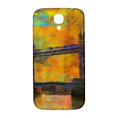 London Tower Abstract Bridge Samsung Galaxy S4 I9500/i9505  Hardshell Back Case