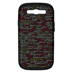 Full Frame Shot Of Abstract Pattern Samsung Galaxy S Iii Hardshell Case (pc+silicone)