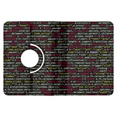 Full Frame Shot Of Abstract Pattern Kindle Fire Hdx Flip 360 Case