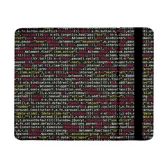 Full Frame Shot Of Abstract Pattern Samsung Galaxy Tab Pro 8 4  Flip Case