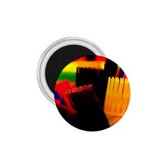 Plastic Brush Color Yellow Red 1 75  Magnets