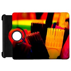 Plastic Brush Color Yellow Red Kindle Fire Hd 7
