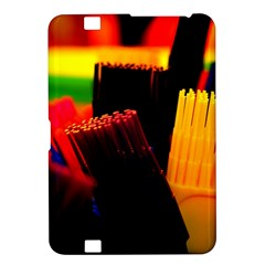 Plastic Brush Color Yellow Red Kindle Fire Hd 8 9