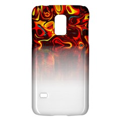 Effect Pattern Brush Red Galaxy S5 Mini