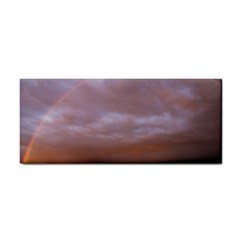 Rain Rainbow Pink Clouds Cosmetic Storage Cases