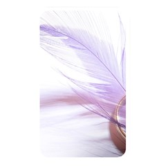 Ring Feather Marriage Pink Gold Memory Card Reader