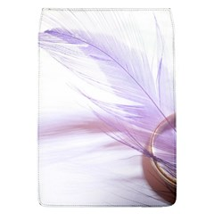 Ring Feather Marriage Pink Gold Flap Covers (l)