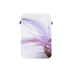 Ring Feather Marriage Pink Gold Apple Ipad Mini Protective Soft Cases