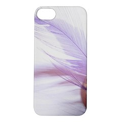 Ring Feather Marriage Pink Gold Apple Iphone 5s/ Se Hardshell Case