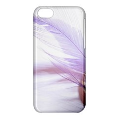 Ring Feather Marriage Pink Gold Apple Iphone 5c Hardshell Case