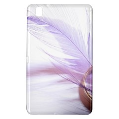 Ring Feather Marriage Pink Gold Samsung Galaxy Tab Pro 8 4 Hardshell Case