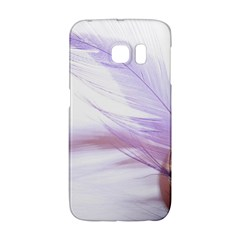 Ring Feather Marriage Pink Gold Galaxy S6 Edge