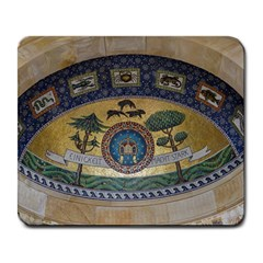 Peace Monument Werder Mountain Large Mousepads