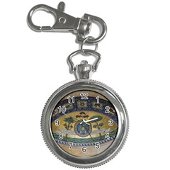 Peace Monument Werder Mountain Key Chain Watches