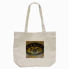 Peace Monument Werder Mountain Tote Bag (cream)
