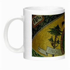 Peace Monument Werder Mountain Night Luminous Mugs
