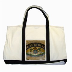 Peace Monument Werder Mountain Two Tone Tote Bag