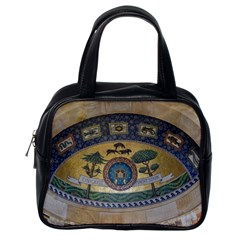 Peace Monument Werder Mountain Classic Handbags (one Side)