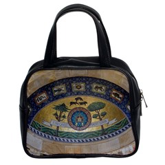 Peace Monument Werder Mountain Classic Handbags (2 Sides)