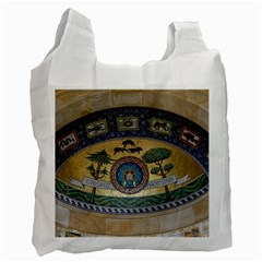 Peace Monument Werder Mountain Recycle Bag (one Side)