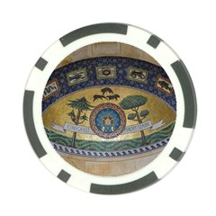 Peace Monument Werder Mountain Poker Chip Card Guards (10 Pack)