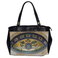 Peace Monument Werder Mountain Office Handbags (2 Sides)