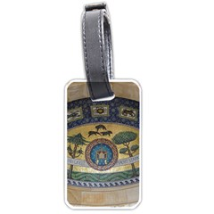 Peace Monument Werder Mountain Luggage Tags (one Side)