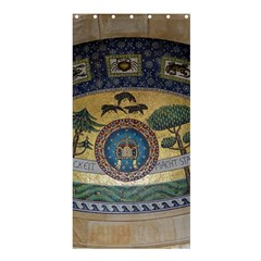 Peace Monument Werder Mountain Shower Curtain 36  x 72  (Stall)