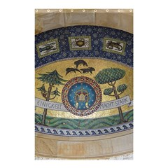 Peace Monument Werder Mountain Shower Curtain 48  X 72  (small)