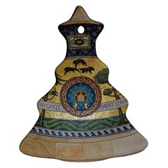 Peace Monument Werder Mountain Christmas Tree Ornament (2 Sides)