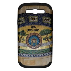 Peace Monument Werder Mountain Samsung Galaxy S Iii Hardshell Case (pc+silicone)