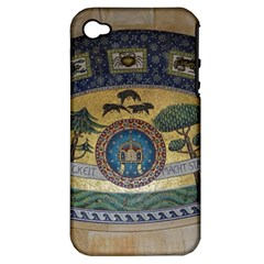 Peace Monument Werder Mountain Apple Iphone 4/4s Hardshell Case (pc+silicone)