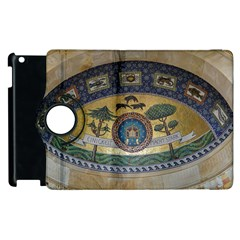 Peace Monument Werder Mountain Apple Ipad 3/4 Flip 360 Case